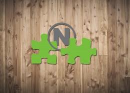 Nachhaltigkeit im Gepäck (Logo)